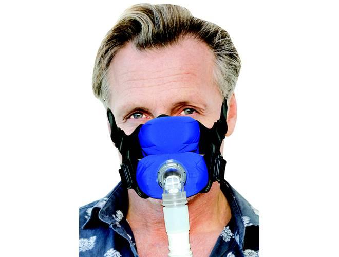 SleepWeaver Anew Full Face Cloth CPAP Mask | EU-PAP |Sleepweaver Full Face Mask